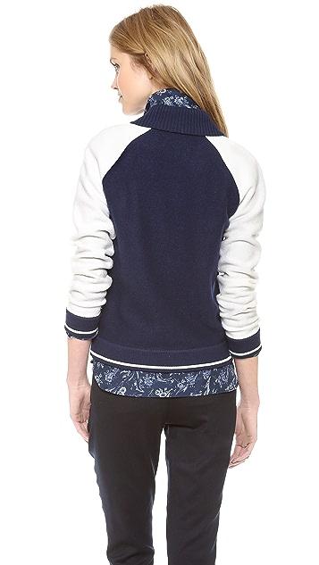 Rag & Bone Raquel Varsity Jacket