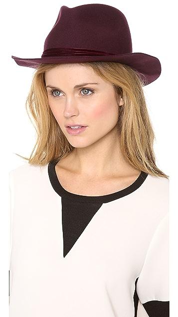 Rag & Bone Range Trilby Hat