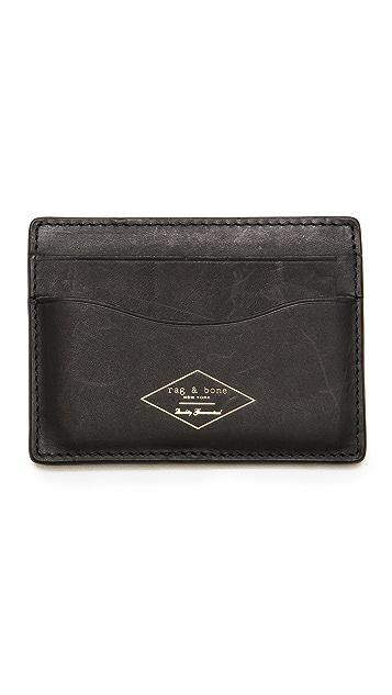 Rag & Bone Credit Card Wallet