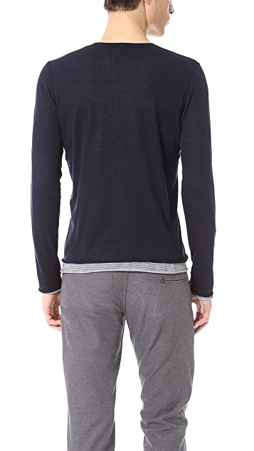 Rag & Bone Evan Crew T-Shirt