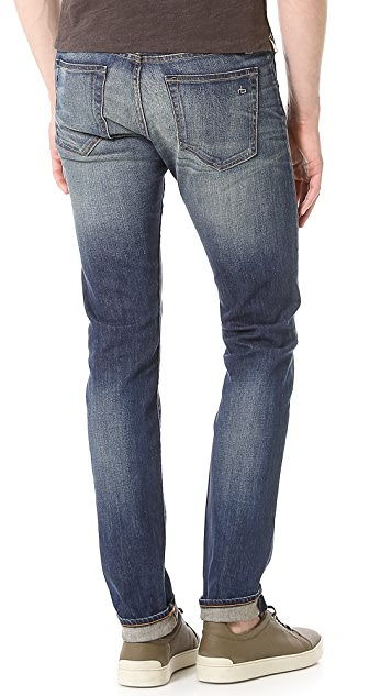 Rag & Bone RB23X Slim Fit Jeans