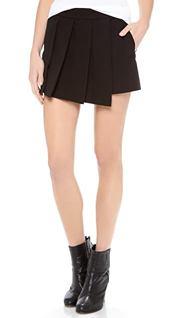 Rag & Bone Knife Skort