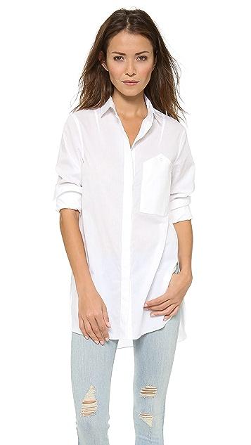 Rag & Bone Cooper Oversized Shirt