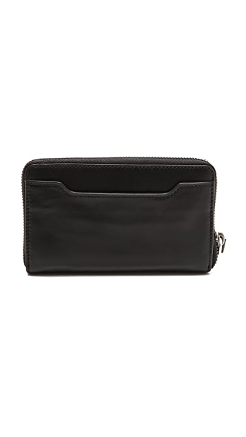 Rag & Bone Devon Mobile Zip Wallet