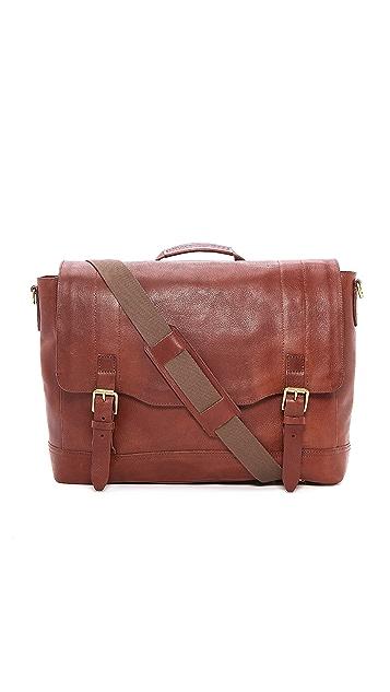 Rag & Bone Rugged Messenger Bag
