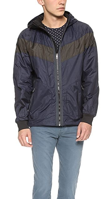 Rag & Bone Terrace Hooded Jacket