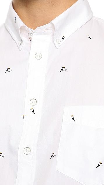 Rag & Bone Toucan Shirt