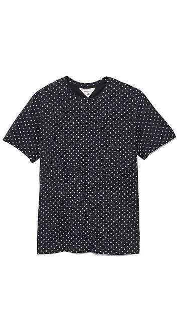 Rag & Bone Geo Print T-Shirt