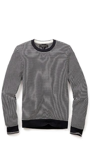 Rag & Bone Jayden Striped Sweater