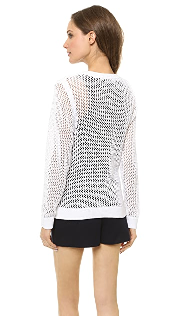 Rag & Bone Connie V Neck Sweater
