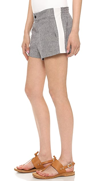 Rag & Bone Nesi Stripe Shorts