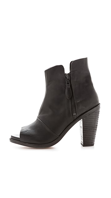 Rag & Bone Noelle Open Toe Booties