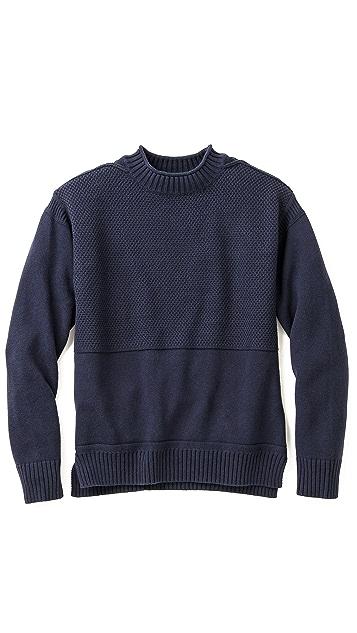 Rag & Bone Dexter Guernsey Sweater
