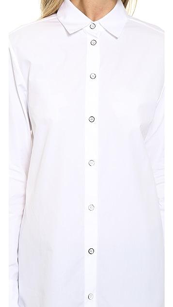 Rag & Bone Nightingale Button Down Shirt