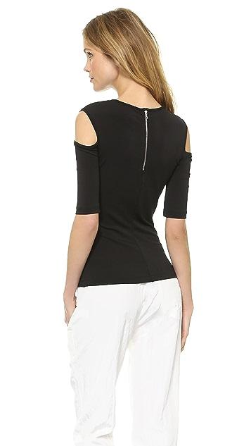 Rag & Bone Short Sleeve Michelle Top