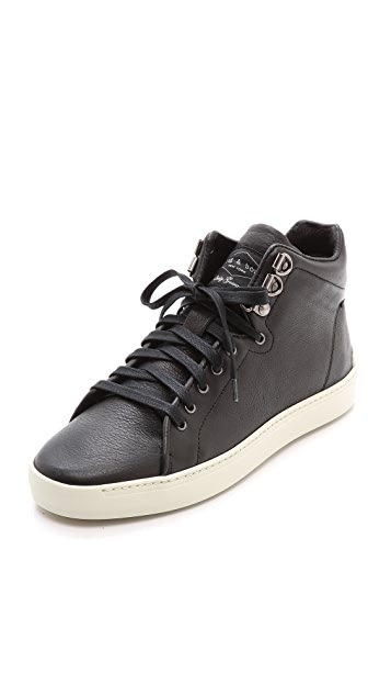 RAG&BONE Leather High Top Sneakers Gr. IT 36 G8vdsxBxqc