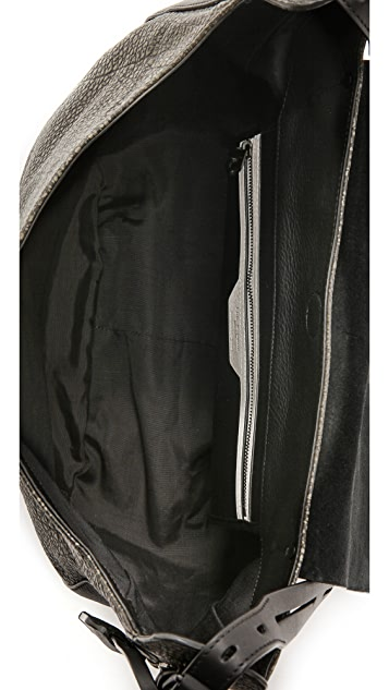 Rag & Bone Bradbury Flap Hobo Bag