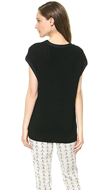 Rag & Bone Talia Sleeveless Pullover