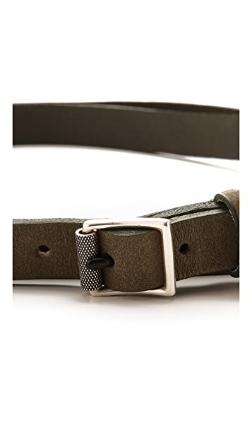 Rag & Bone Double Wrap Belt
