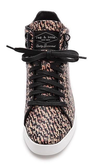 Rag & Bone Kent High Top Sneakers