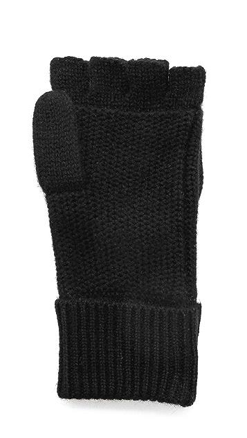 Rag & Bone Keighley Fingerless Gloves