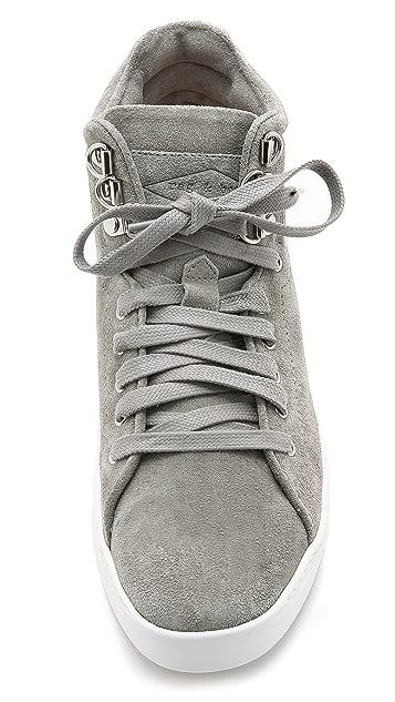 Rag & Bone Kent Suede High Top Sneakers