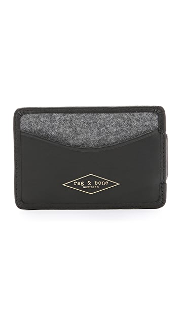 Rag & Bone Money Clip Holder