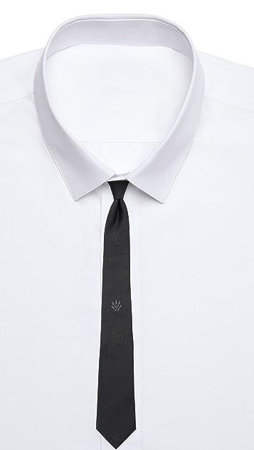Rag & Bone Placed Dagger Tie