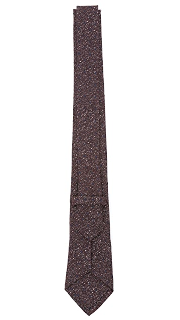 Rag & Bone Heathered Dot Tie
