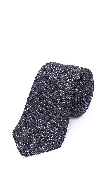 Rag & Bone Heathered Dot Tie