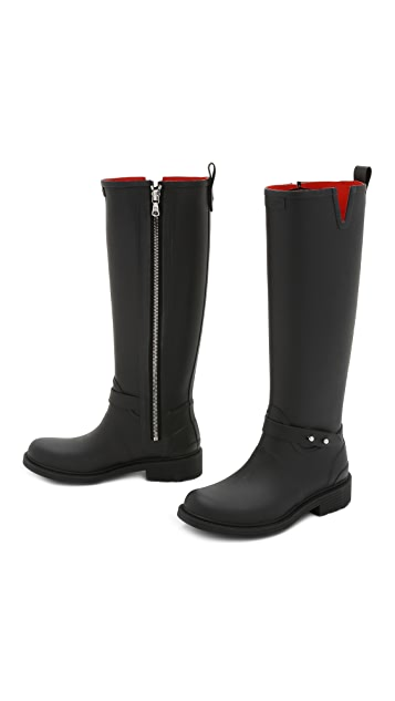 Rag & Bone Riding Rain Boots
