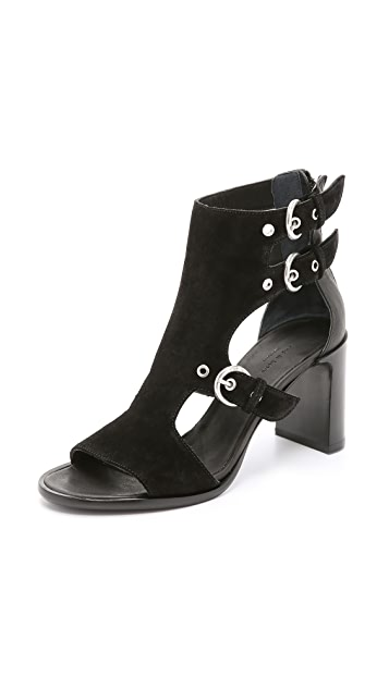 Rag & Bone Genoa Suede Sandals