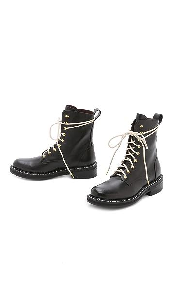 Rag & Bone Emil Combat Boots