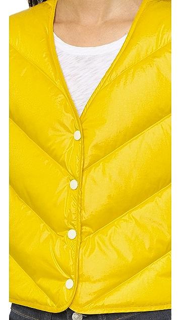 Rag & Bone Hybrid Quilted Vest