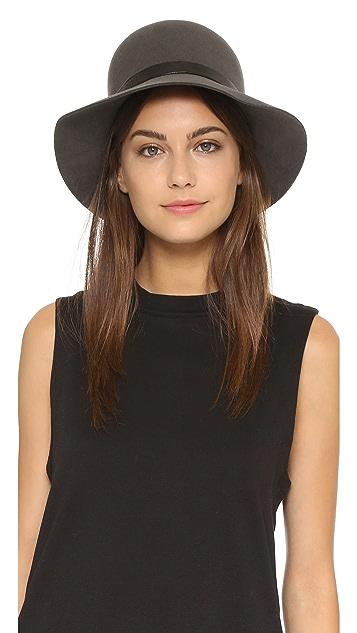 9599144247e Rag   Bone Faye Cloche Hat