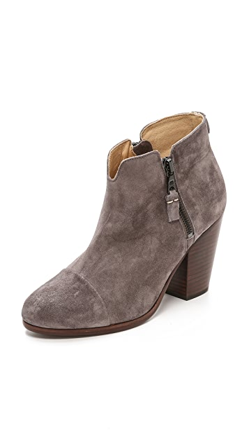 a5da415ddc Margot Suede Booties