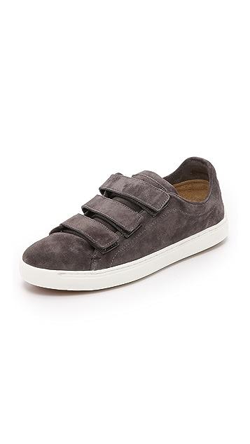 Rag & Bone Kent Suede Low Sneakers