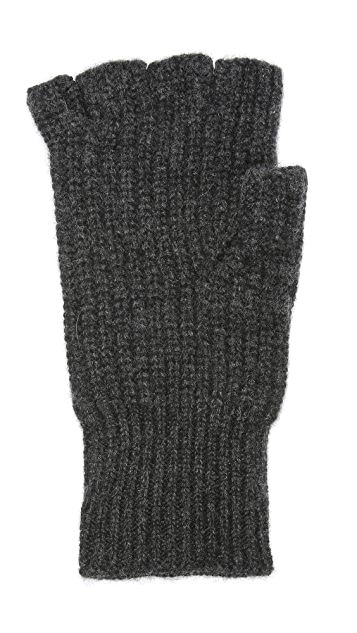 Rag & Bone Kaden Cashmere Fingerless Gloves