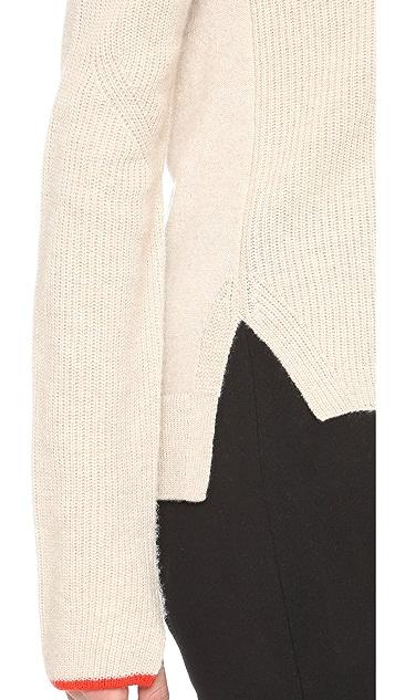 Rag & Bone Пуловер Liliana из кашемира