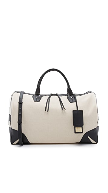Rag & Bone Canvas Flight Weekender