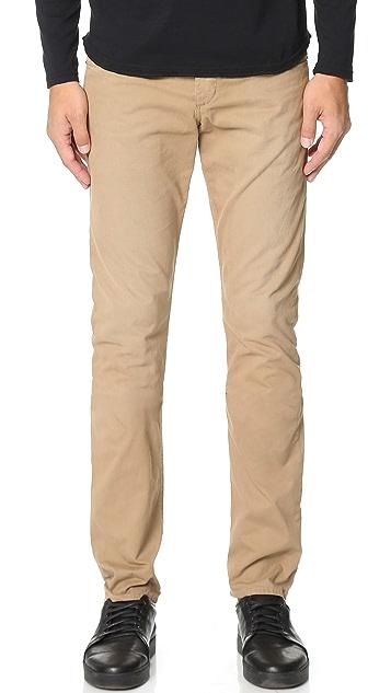 Rag & Bone Standard Issue Standard Issue Fit 3 Twill Jeans