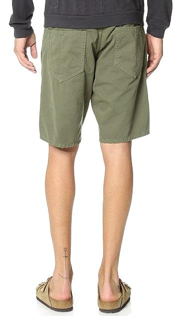 Rag & Bone Standard Issue Standard Issue Shorts