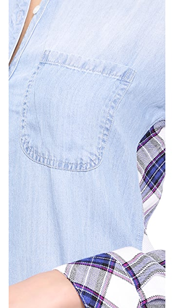 RAILS Harper Denim Button Down