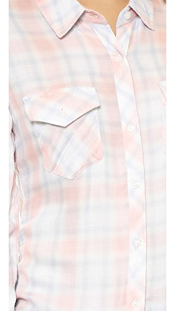 RAILS Carmen Button Down Shirt