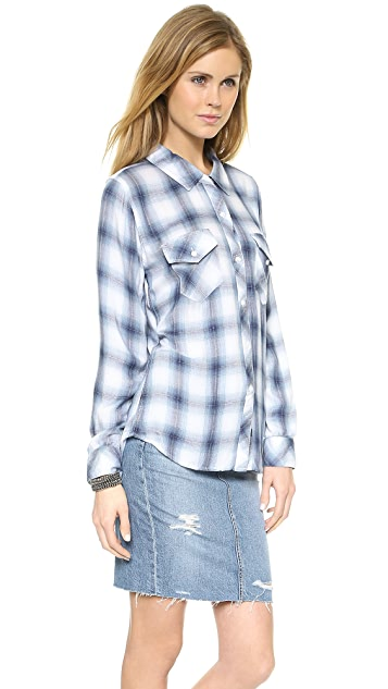 RAILS Carmen Button Down Shirt
