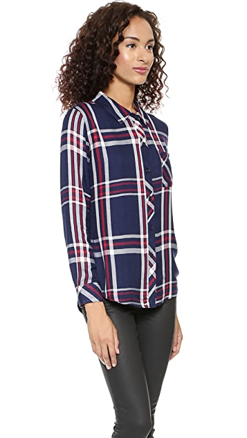 RAILS Hunter Long Sleeve Button Down