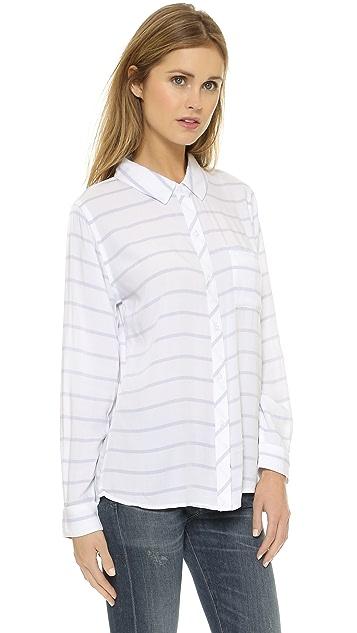 RAILS Rocsi Button Down Shirt