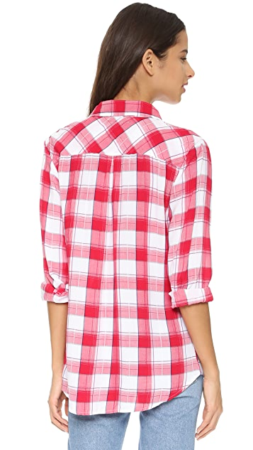 RAILS Rocsi Button Down Shirt