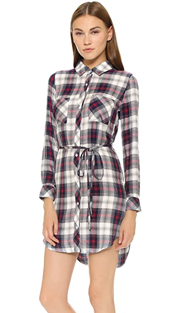 RAILS Nadine Shirt Dress