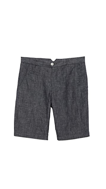 Raleigh Denim Chino Shorts
